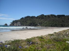 Beautiful Whangamata