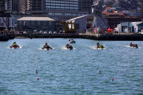 Wellington Dragon Boat Festival 2014