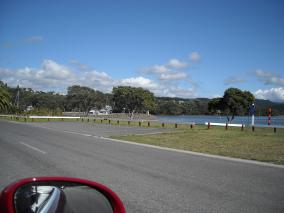 Driving in the Coromandel