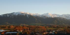 Early Morning Kaikoura