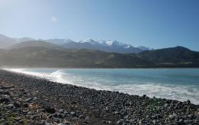 Kaikoura Surfing Beach