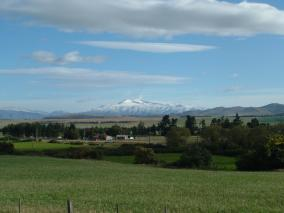 Landscape Otago Rail Trail in April