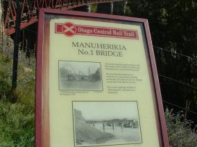 Manuherikia no.1 Bridge