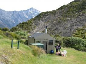 Mt Fyffe Hut