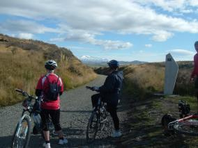 Otago Rail Trail 45 degrees South