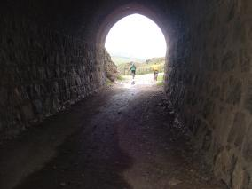 Otago Rail Trail Tunnel