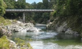Pelorus Bridge at KiwiWise