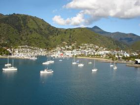 Picton View From Ferry