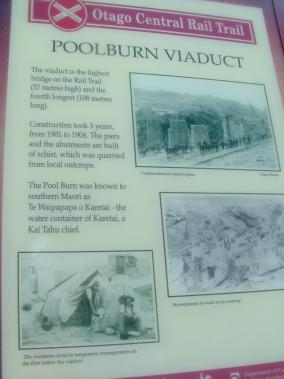 Poolburn Viaduct History