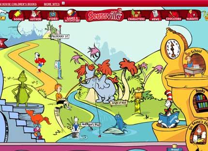 whoville dr seuss. Dr. Seuss, Who-ville,