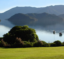 Portage, Marlborough Sounds