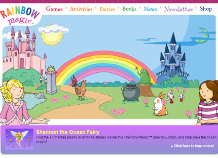 Rainbow Magic Pet Fairies Coloring Coloring Pages