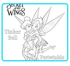 Tinker Bell and the Secret of the Wings at KiwiWise